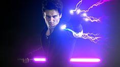 After Effects - Star Wars VFX Academy: Force Lightning Tutorial