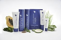 Complete skincare regime for every skin type and great for him and her. can you locate these products in the skin care range Mask Cream, Eye Cream, Aloe Berry Nectar, Forever Freedom, Forever Living Business, New Friendship, Forever Living Products, Aloe Vera Gel, Lotion