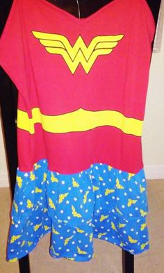 Wonder Woman Halloween Costume Dress Perfect for Girl Size 11/13 or Small Adult. Get it on Ebay above!