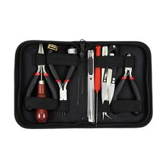 Amazon.com: Jewelry Making Tools Kit, 14 Quality Jewelry Making Tools In A Zippered Case For Adults