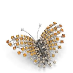 Haute Couture brooch