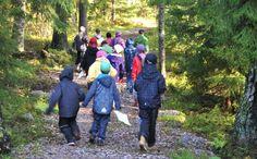 4H Tutustu metsään ja luontoon.