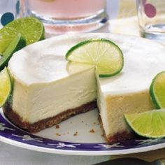 Florida Key Lime Pie Recipe at MyDish