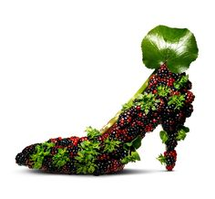 Berry Shoe by Stine Heilmann (Photo & creation)