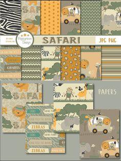 Chevron Patterns, Safari Animals, File Format, Im Happy, Animal Prints, Zebras, Pattern Paper, Lions, Invites