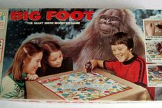 Big foot The Game