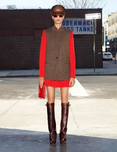 PRE-FALL 2012 Givenchy WANT MORE THAN HEART BEATING