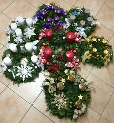 Christmas Wreaths, Holiday Decor, Home Decor, Christmas Garlands, Homemade Home Decor, Holiday Burlap Wreath, Decoration Home, Interior Decorating