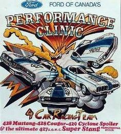 Ford Canada Performance Clinic