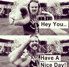Metallica James