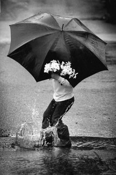 ~ then came the rain ~