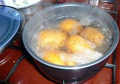 Silver polish -- just soak silver in leftover water from boiling potatoes