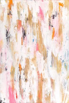 Abstract Print, Fine Art Print - from - Original Acrylic Abstract Painting - Zoey 20x30