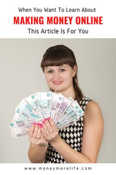 Many people are making money through the Internet. There are many ways to earn money online; You have to know the ins an Ways To Earn Money, Make Money Fast, Make Money From Home, Online Income, Earn Money Online, Mechanical Turk, Online Business Opportunities, Writing About Yourself, People Online