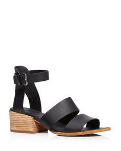 Vince Frida Block Heel City Sandals - 100% Bloomingdale's Exclusive | Bloomingdale's
