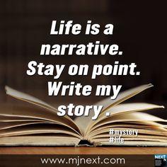 #MyStory #MyLife