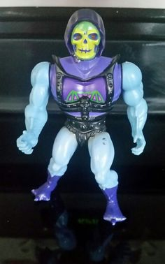 1981 He-Man Masters Of The Universe Skeletor Action Figure FREE SHIPPING    Toys & Hobbies, Action Figures, TV, Movie & Video Games   eBay!