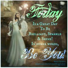 Rev Alex Shaw shares: Be You.