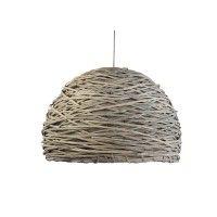 Hanglamp Riet Crazy Weaving 55 cm Verschillende afmetingen Label 51  #hanglamp #riet #normaal #rond #weaving #normalweaving #lamp #trend #woontrend #wonen #woontrend2016 #landelijk #i#label51 #natuurlijk #naturel