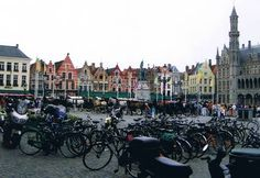 One of the most charming places, Bruges, Belgium