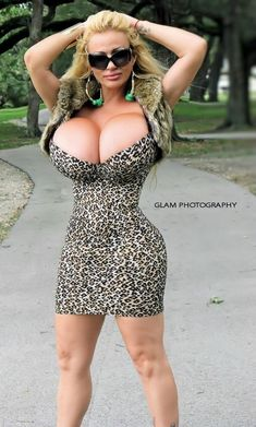 Lacey Wildd, 44, has undergone 12 breast enlargements - and now she's preparing for surgery to become size MMM.  !!