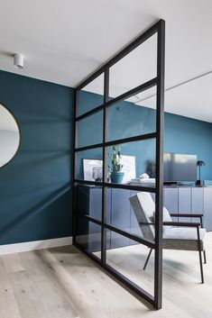 33 + wonderful room divider ideas to optimize your spaceLuxury room divider ideas, room dividers and separators with your own design New room divider ideas in an intelligent and beautiful design room divider small rooms Elegant Living Room, Living Room Grey, Small Living Rooms, Living Room Decor, Glass Room Divider, Diy Room Divider, Room Dividers, Divider Ideas, Home Interior