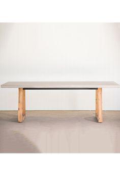 Antwerp Lava Stone Dining Table – Abide Interiors
