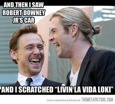 Livin' La Vida Loki