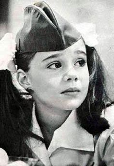 April 25, 1983: Samantha Smith invited to visit USSR. The 9-year-old girl was worried about a war, so she wrote directly to Yuri Andropov to ask him about his intentions. In return, she received a letter emphasizing the USSR's desire for peace, and an invitation to visit the country. She spent 2 weeks there with her parents, and wrote a book about her experiences when she returned home. Sadly, Samantha was killed in a plane crash two years later.