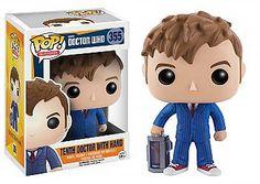 Doctor Who POP! Vinyl Figure - 10th Doctor w/ Hand