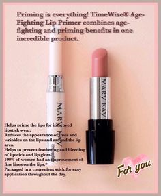 You will love love love this product, for more information please visit www.mary… - Makeup Tips Highlighting Mary Kay Party, Mary Kay Lipstick, Mary Kay Makeup, Mary Kay Cosmetics, Mary Kay Primer, Mary Kay Foundation, Makeup Tips For Older Women, Selling Mary Kay, Lip Wrinkles