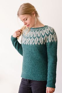 Ravelry: Arboreal pattern by Jennifer Steingass Sweater Knitting Patterns, Knitting Designs, Types Of Yarn, Stockinette, Embroidery Thread, Free Pattern, My Design, Sweaters, Ravelry