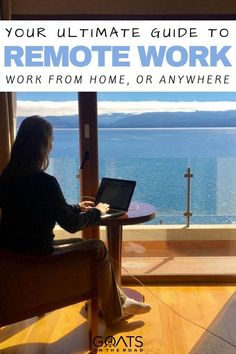 Do you want to work at home in your own office, or live the dream life and travel the world while you make money? Working remotely is an awesome lifestyle, where you can earn extra cash your own way. Take some career advice from us, and look into the different websites and businesses that offers this lifestyle, or learn how to pitch to your current boss about this! Check out our tips and ideas here | #workingremotely #digitalnomad #travel