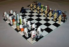 04-Clone-Wars-Chess by Brick_Alchemist, via Flickr