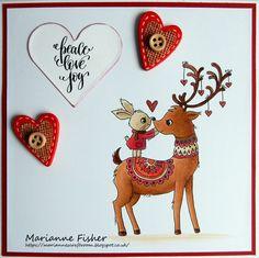 Marianne's Craftroom: Christmas love