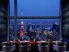 ザ・リッツ・カールトン東京 @TOKYO 高級ホテル5選 [東京カレンダー]