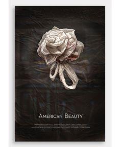 American Beauty - Alternative Movie Poster
