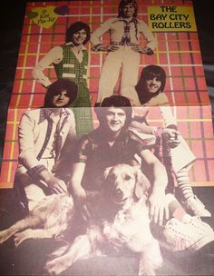 BAY CITY ROLLERS FACT: The Bay City Rollers released the single Its a Game in 1977.