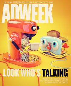 ADWEEK COVER on Behance