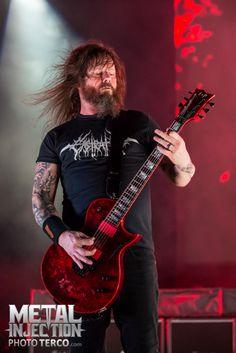 Gary Holt (Slayer) #thrashmetal #Exodus