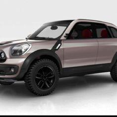 Make It An All Wheel Drive S Please 4 Door Mini Cooper Suv