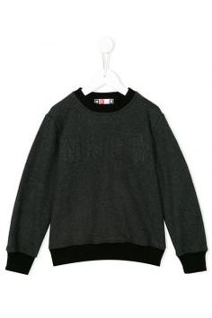 Msgm Kids Embossed Logo Sweatshirt https://modasto.com/msgm-kids/erkek-cocuk/br62714ct138
