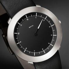 SOLUS one-hand watch | Botta Design