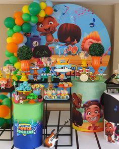 Baby Beat, Rocket Cake, Baby Rocker, Rockers, Zootopia, Pastel, Pictures, Birthday Party Ideas, Ideas Party
