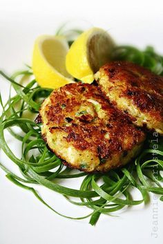 My sister and I took a cooking class in New Orleans and learned how to make remoulade sauce and the perfect crab cakes. The fam loves these and always asks for seconds. Valentines's joke - give the ones you love Crabs for Valentines - hahahahahahahahaha