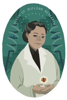 [nuclear physics] Chien-Shiung Wu was an experimental physicist and one of the leading experts in her time on beta decay. She is best known for conducting the Wu experiment, the results of which contradicted the then-widely accepted law of conservation of parity. She was also a respected professor.