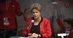 Dilma vê 'golpismo', diz que crise política é 'séria' e pede estabilidade