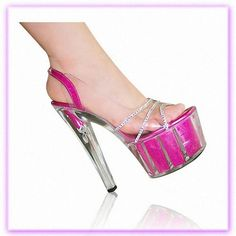 69.00$  Watch here - http://aligut.worldwells.pw/go.php?t=32766949039 - Fashionable dress collocation is fine with 15 cm super high heels sandals Nightclub colourful shoes
