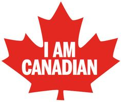I am Canadian Canadian Facts, Canadian Things, I Am Canadian, Canadian Humour, Canada Day Images, Canada Day Crafts, Canada Party, All About Canada, Happy Canada Day