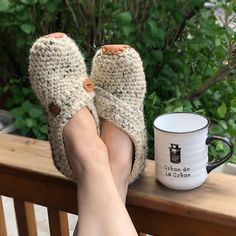 Yes to the weekend ☀️  Hope everyone is doing well and enjoying something you love.   I'll be continuing to make stock today - including some Weekend Slippers w Leather Soles. It's hard to believe we're halfway through June! Pattern: @makeanddocrew  . . .  #hamont #burlont #roughbarkknits #handmade #cozyvibes #cozyslippers #giftideas #ldnont #handmadeslippers #madeinhamilton #madeinontario #supportsmallbusiness #lionbrandyarn #weekendslippers #saturdayvibes #easystyle #staycozy… Lion Brand Yarn, Simple Style, Relax, Slippers, Pattern, How To Make, Leather, Handmade, Instagram